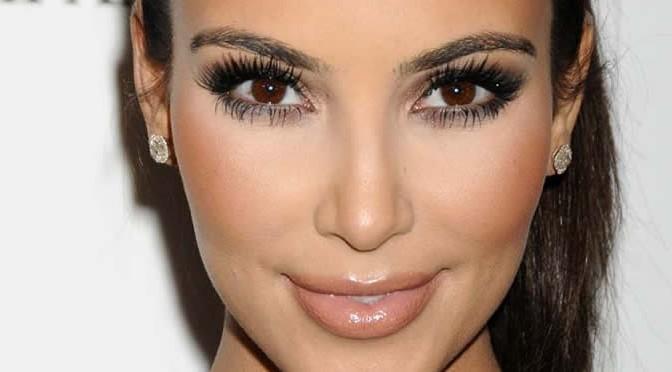 Kim Kardashian lasik