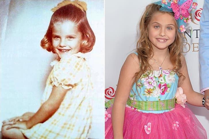 Anna Nicole Smith - Dannielynn Birkhead (8 Years Old)