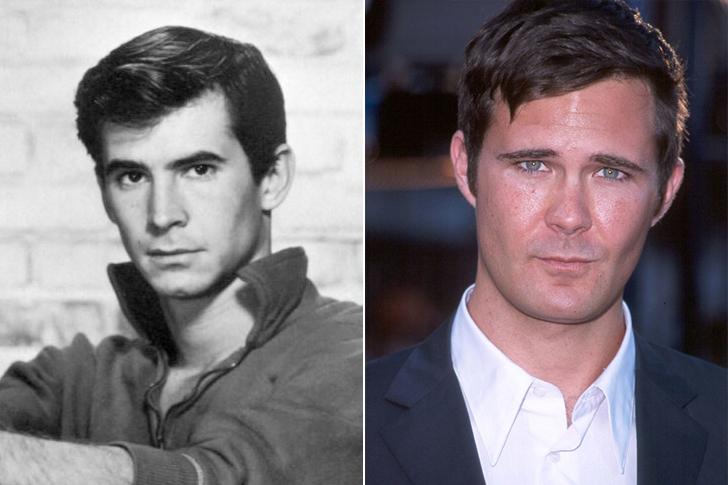 Anthony Perkins - Oz Perkins (27 Years Old)