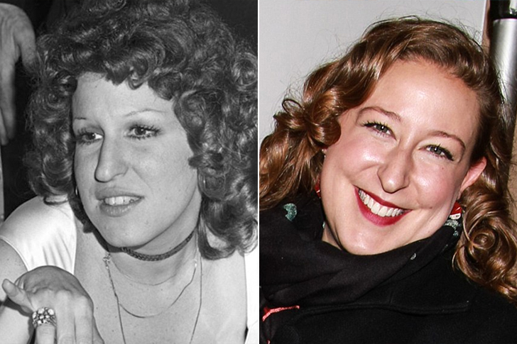 Bette Midler - Sophie Von Haselberg (29 Years Old)