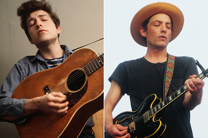 Bob Dylan - Jakob Dylan (33 Years Old)