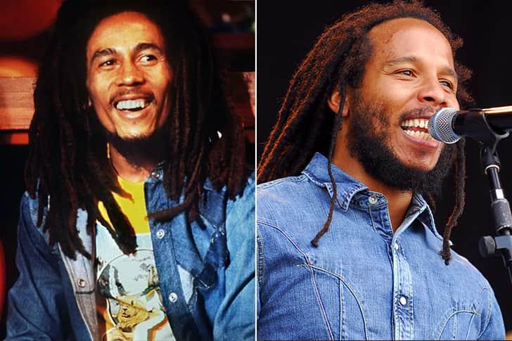 Bob Marley - Ziggy Marley (35 Years Old)