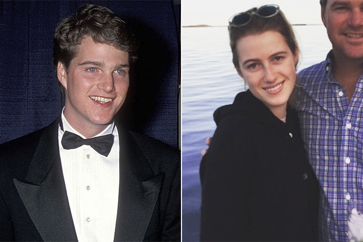 Chris O'Donnell - Lily Anne O'Donnell (17 Years Old)