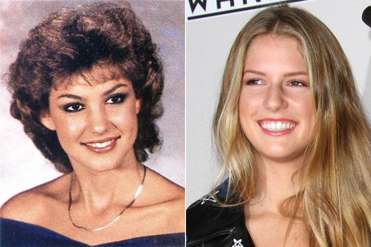 Faith Hill - Maggie McGraw (21 Years Old)