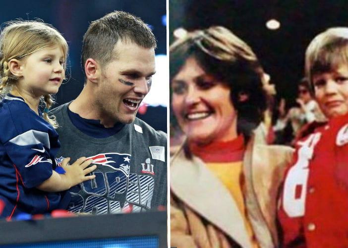 Galynn Brady - Tom Brady (40 Years Old)