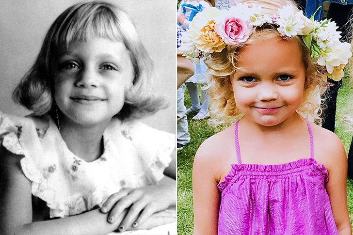 Goldie Hawn - Rio Laura Hudson (4 Years Old)