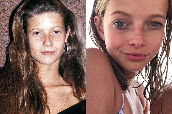 Gwyneth Paltrow - Apple Martin (13 Years Old)