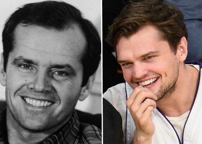Jack Nicholson - Ray Nicholson (26 Years Old)