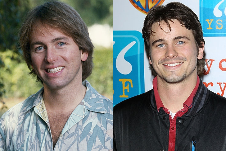 John Ritter - Jason Ritter (30 Years Old)