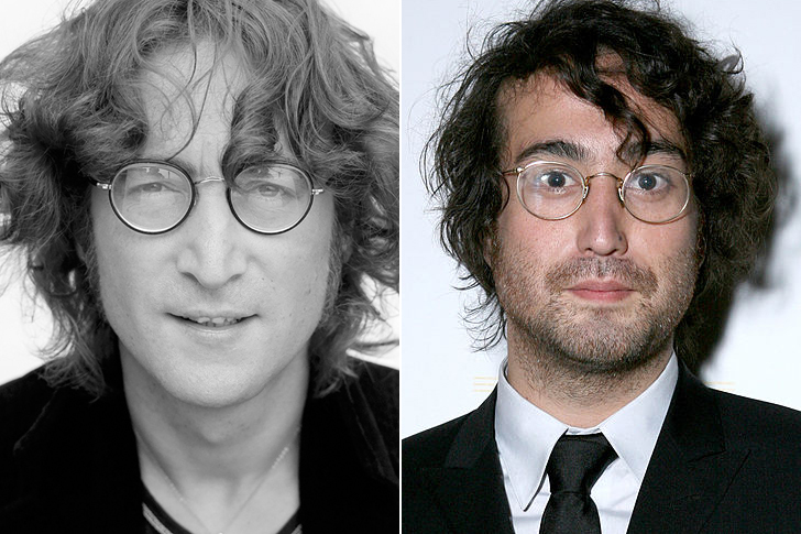 Jon Lennon - Sean Lennon (31 Years Old)