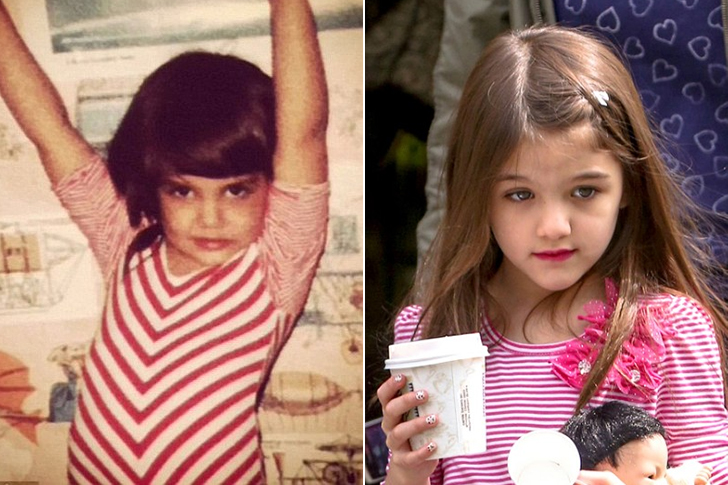 Katie Holmes - Suri Cruise (6 Years Old)