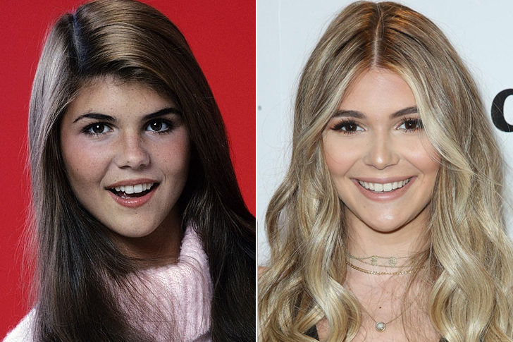 Lori Loughlin - Olivia Jade Giannulli (16 Years Old)