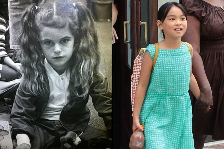 Meg Ryan - Daisy True Ryan (9 Years Old)