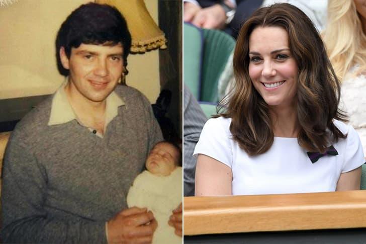 Michael Francis Middleton - Kate Middleton (In Their Thirties)
