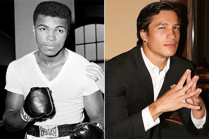 Muhammad Ali - Biaggio Ali-Walsh (20 Years Old)