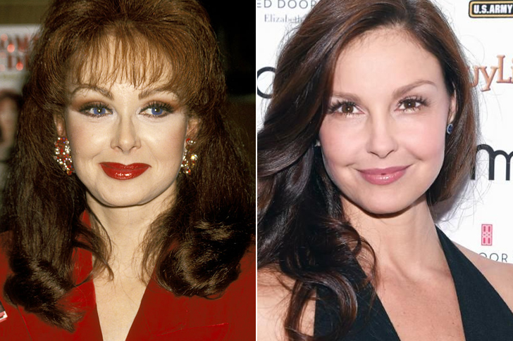 Naomi Judd - Ashley Judd (39 Years Old)