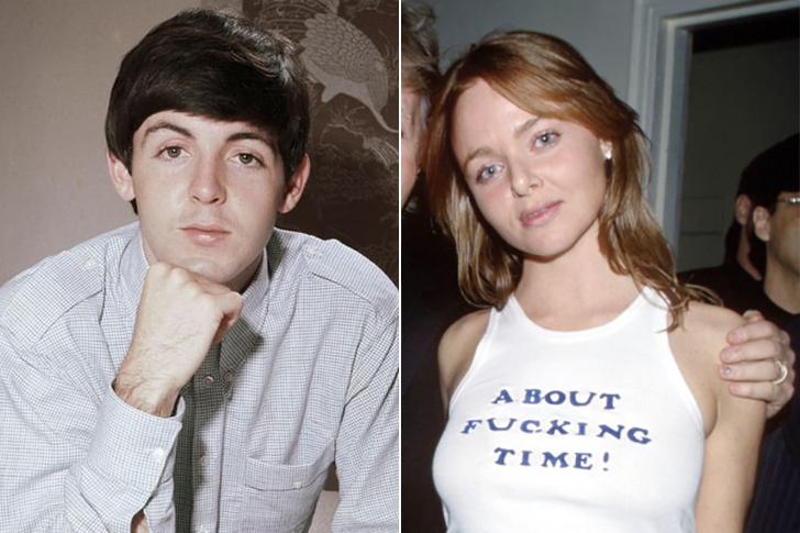 Paul McCartney - Stella McCartney (27 Years Old)