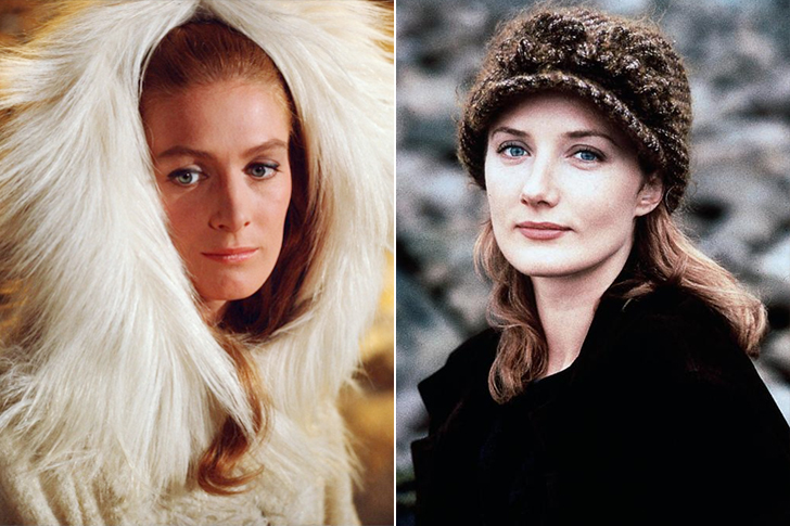 Vanessa Redgrave - Joely Richardson (In Their Twenties)
