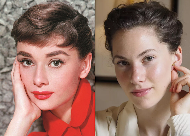 EMMA FERRER – AUDREY HEPBURN'S GRANDDAUGHTER