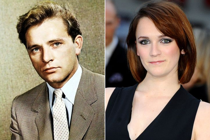 CHARLOTTE RITCHIE - RICHARD BURTON'S GRANDDAUGHTER