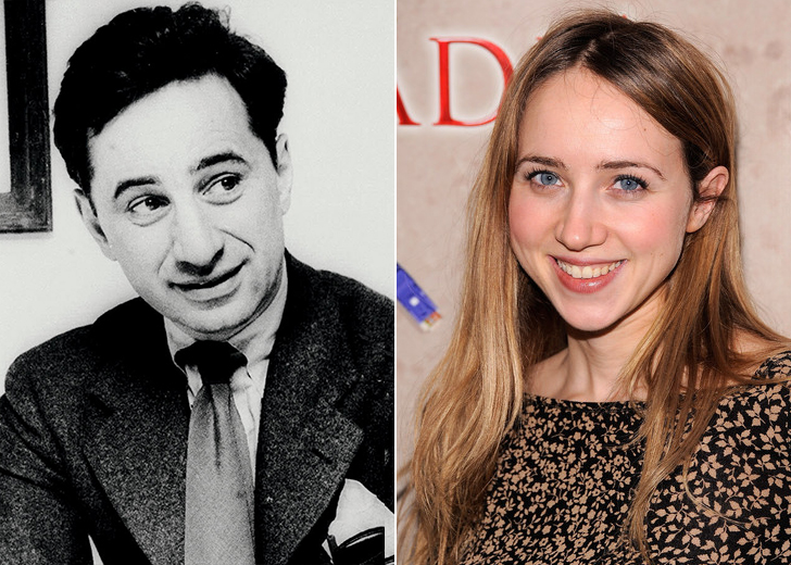 ZOE KAZAN – ELIA KAZAN'S GRANDDAUGHTER