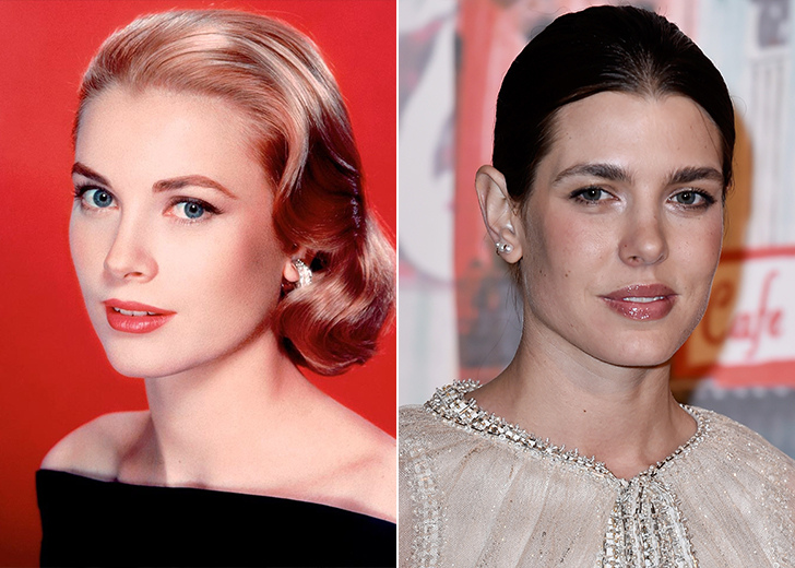 CHARLOTTE CASIRAGHI –GRACE KELLY'S GRANDDAUGHTER