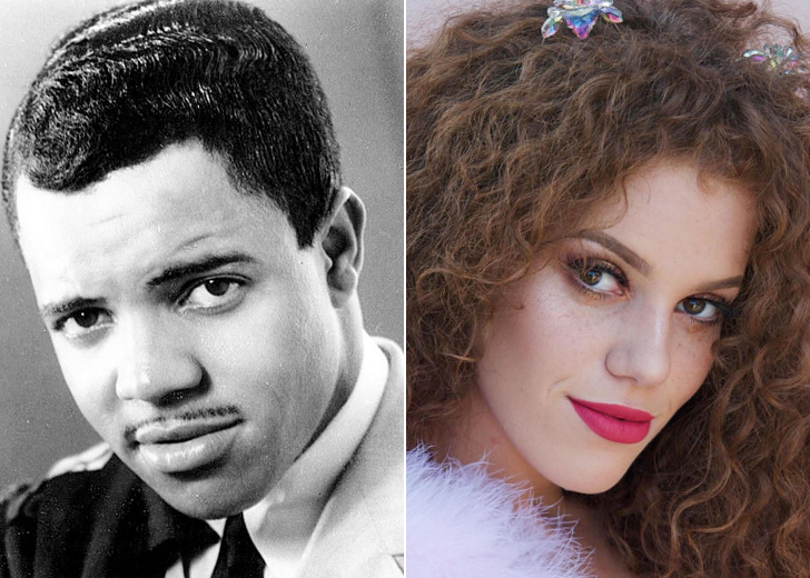 MAHOGANY LOX - BERRY GORDY JR.'S GRANDDAUGHTER
