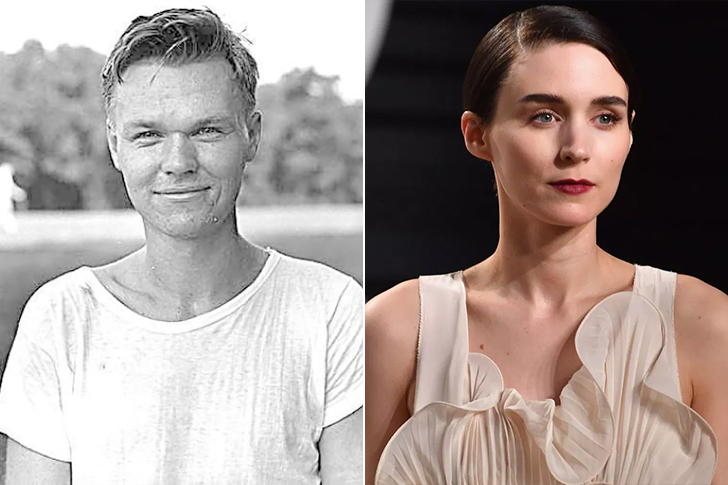 ROONEY MARA - WELLINGTON MARA'S GRANDDAUGHTER