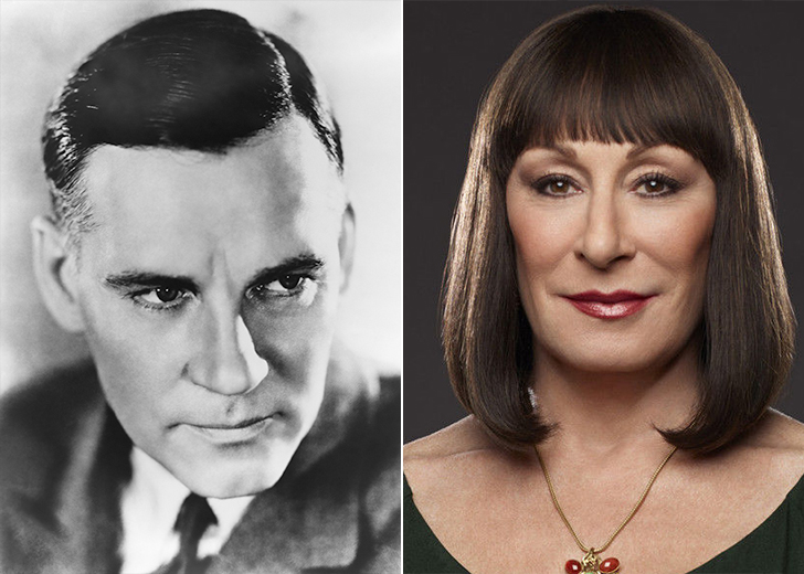 ANJELICA HUSTON – WALTER HUSTON'S GRANDDAUGHTER