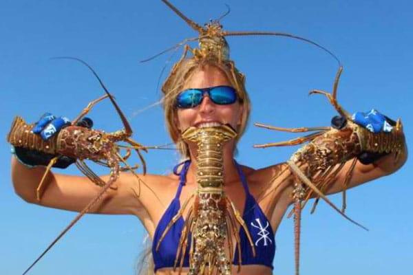 Lobster Lady