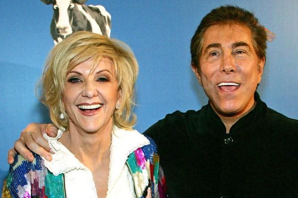 Steve & Elaine Wynn – $741 million