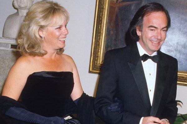 Neil Diamond e Marcia Murphey - $ 150 milhões