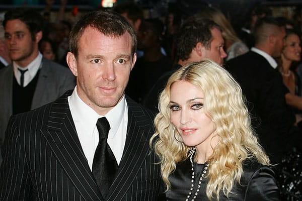 Madonna e Guy Ritchie - $ 92 milhões