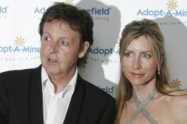 Paul McCartney & Heather Mills – 48.6 milhões de dólares