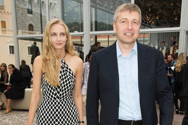 Dmitry & Elena Rybolovleva - $ 4,5 bilhões