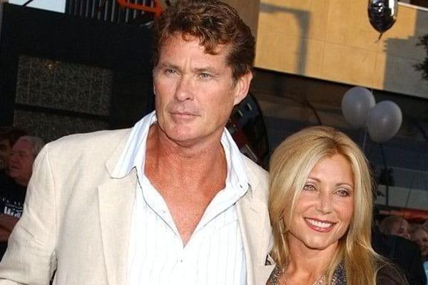 David Hasselhoff e Pamela Bach - $ 5 milhões