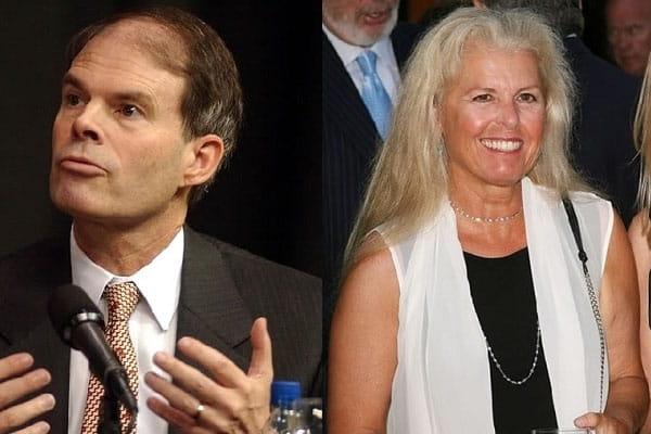 Craig McCaw e Wendy Petrak - $ 450 milhões