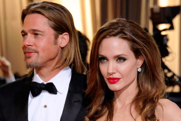 Angelina Jolie e Brad Pitt - $ 400 milhões