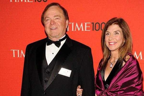 Harold Hamm e Sue Ann Arnall - $ 975 milhões