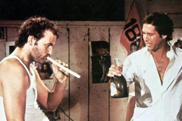 19. There Existed Bad Blood Between Chevy Chase And Billy Murray Before 'Caddyshack'