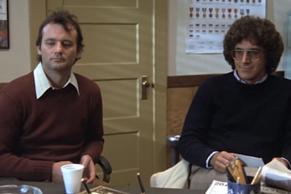 8. Bill Murray Was Only Supposed To Have A Small Part, But Was Asked To Stay On After Impressing The Executives