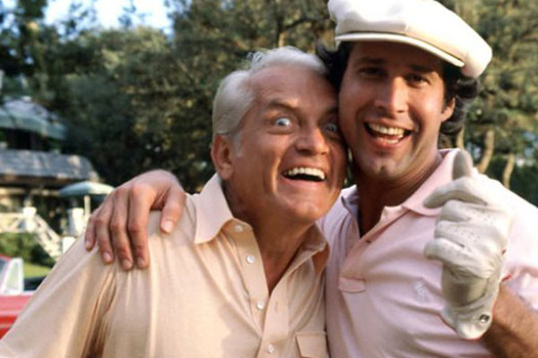 3. Actor Ted Knight Did Not Like The Partying And Dialogue Improv