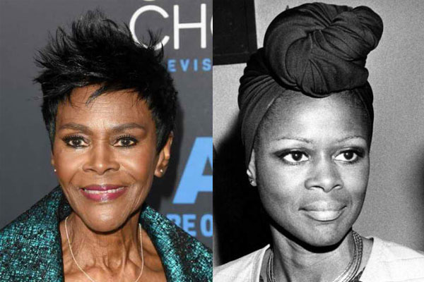 CICELY TYSON, 93 YEARS OLD