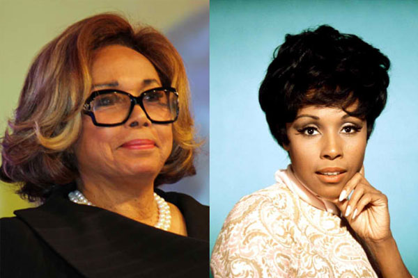 DIAHANN CARROLL, 83 YEARS OLD
