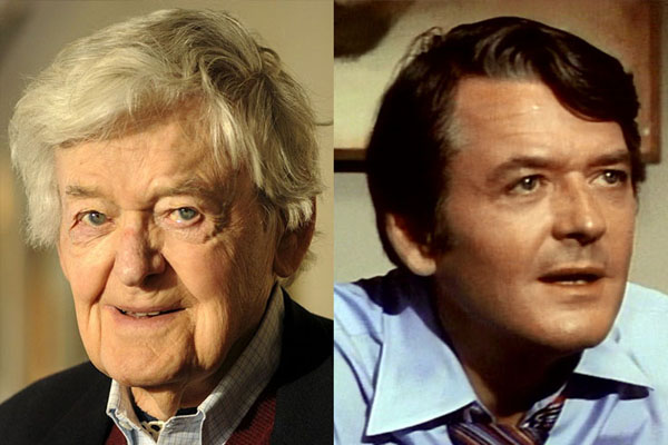 HAL HOLBROOK, 92 YEARS OLD