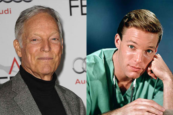 RICHARD CHAMBERLAIN, 84 YEARS OLD