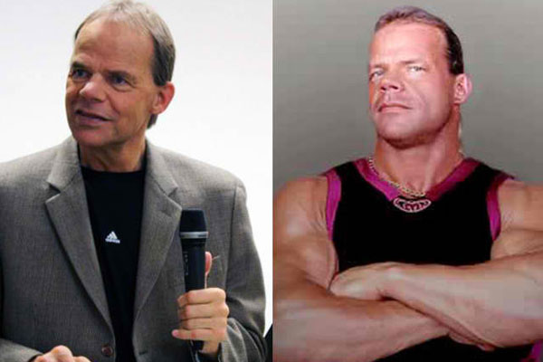 LEX LUGER, 62 YEARS OLD