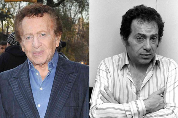 JACKIE MASON, 86 YEARS OLD