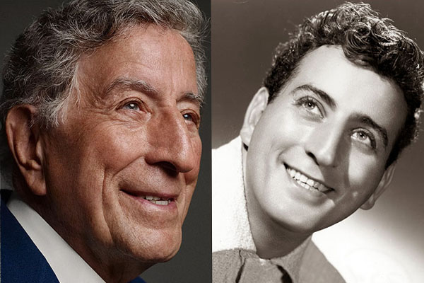 TONY BENNETT, 91 YEARS OLD