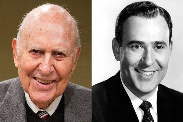CARL REINER, 95 YEARS OLD